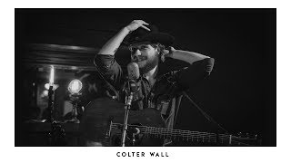 "Colter Wall ""Engine 143"" - Luck Mansion Sessions 2017"