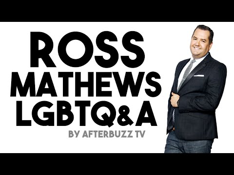Interview with Ross Mathews: Sounding Gay and Loving Football ...