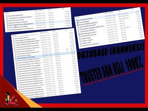 DATABASE (Konveksi) ASLI 100% Kumpulan PIN BBM,LINE,IG,WA Dan Alamat Para Konveksi (Tangan Pertama)