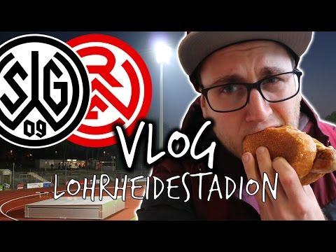 Die beste Stadionwurst Deutschlands? VLOG: SG Wattenscheid 09 - Rot-Weiss Essen | 05.05.2017 |