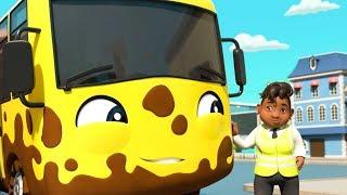 Ônibus Buster    As Rodas do Ônibus   Little Baby Bum em Português   Desenhos Animados