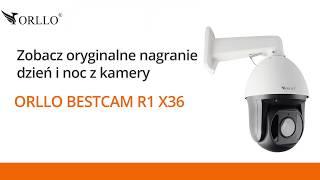 ORLLO BESTCAM R1 Kamera przemysłowa zewnętrzna obrotowa 360 stopni ZOOM Optyczny 36x CCTV FULL HD