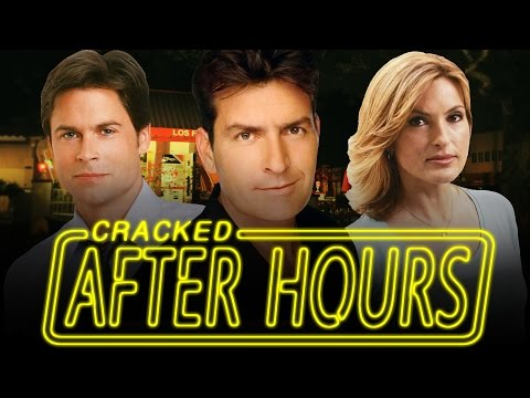 The Horrifying Truth About Living Inside A TV Show - After Hours