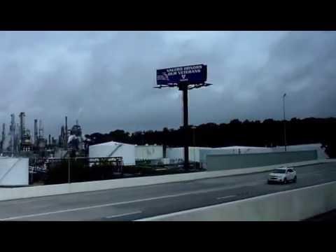 Megabus, Memphis to STL Trip, Memphis, Metro Area-West Memphis,
