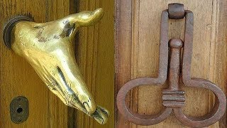 Creative and Unusual Designs of Door Knockers That Will Make Your Entrance Stand Out |