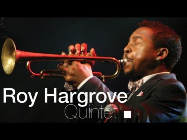 Roy Hargrove Quintet -Java jazz 2010