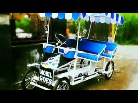 Mobil gowes