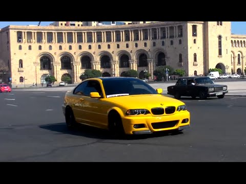 BMW ARMENIA DRIFT SHOOTING BMW E46