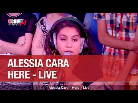 Alessia Cara - Here - Live - C'Cauet sur NRJ
