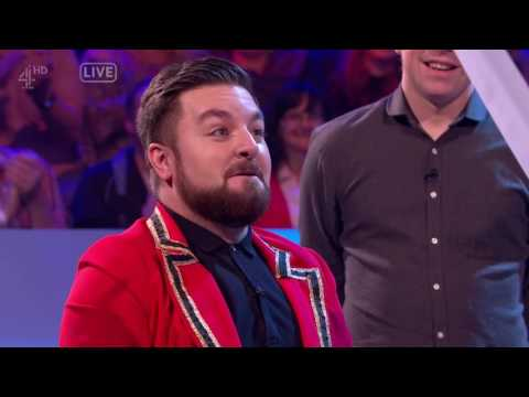 Alex Brooker is Knighted - The Last Leg