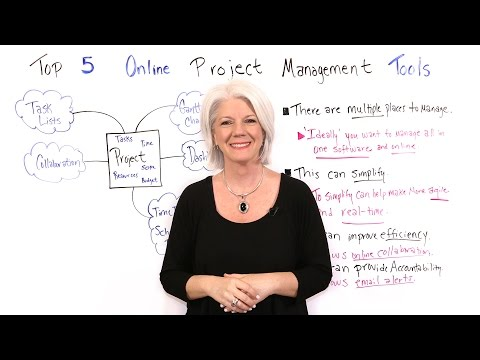 Top 5 Online Project Management Tools - Project Management Training