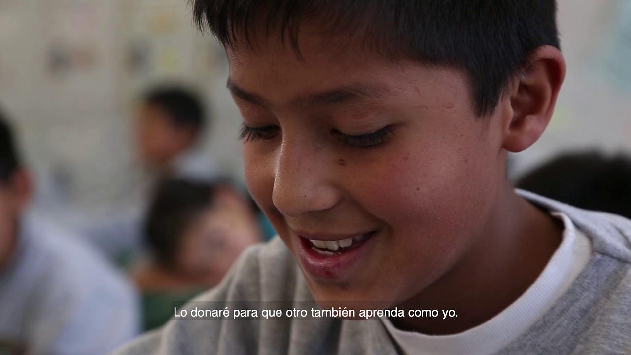 """Video 4 Campaña """"Juntos aprendemos"""""""