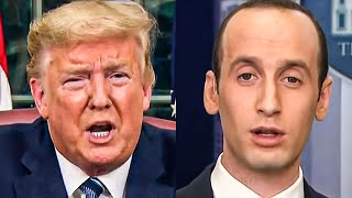 Trump Has White Nationalist Stephen Miller Write Speech On Race