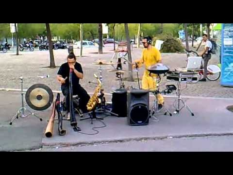 Minimal Acoustic Band (MAB) @ Barcelona July 2011