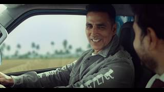 Tata Intra Compact Truck Akshay Kumar Advertisement 2019 Tata Motors