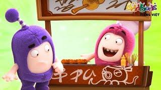 Oddbods Tiếng Việt | ăn Ngon | Tập Mới đầy đủ | Phim Hoạt Hình Vui Nhộn Cho Trẻ Em