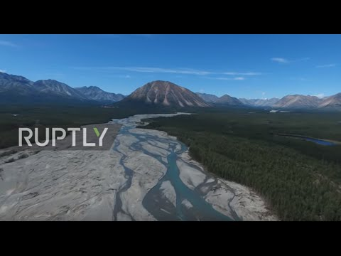 Russia: Expedition proves possibility of river travel between Pacific and Arctic Oceans