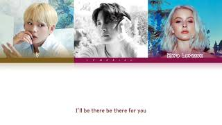 BTS - A Brand New Day  ft  Zara Larsson (Color Coded Lyrics Han-Rom-Eng 가사)