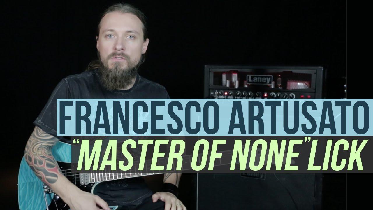 Francesco Artusato's (DEVIL YOU KNOW) -