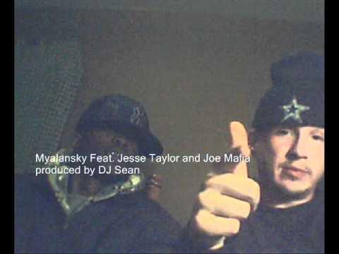 Only Heaven Knows Myalansky/WU-SYNDICATE  feat. Jesse Taylor and Joe Mafia/WU-SYNDICATE