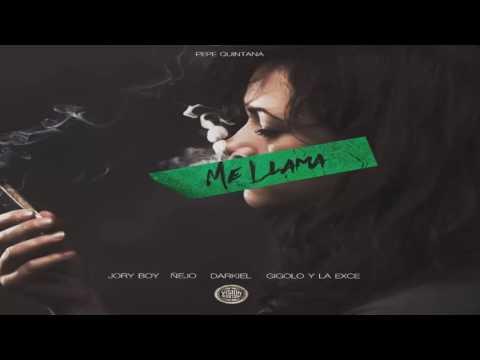 Me Llama- Jory ft Ñejo X Darkiel, Gigolo Y La Exce (audio original) new trap! !