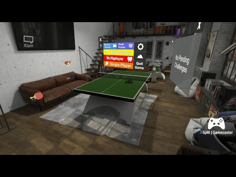 ping pong vr live! |