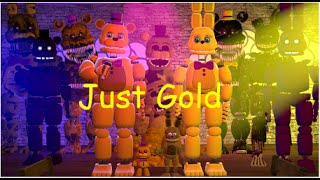 - SFM FNaF Just Gold Duet MandoPony PurpleRoselyn