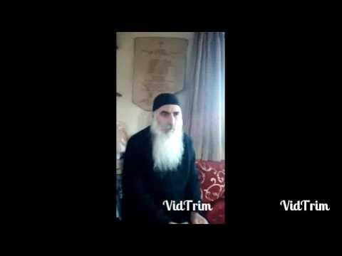 Interviu cu Părintele Hariton din Sfântul Munte Athos. Hotărârile sinodului din Creta sunt eretice.