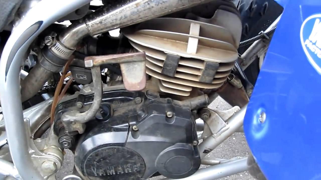 Yamaha Blaster Piston Slap