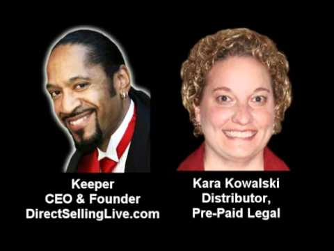 LGBT In Direct Selling. Interview With Pre-Paid Legal's Kara Kowalski