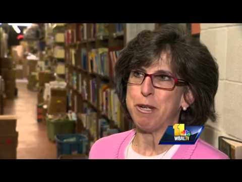 Md. Book Bank Donation Drive To Help Kids In Need