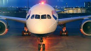 Video British Airways Boeing 787-9 Dreamliner Onboard Night Takeoff download MP3, 3GP, MP4, WEBM, AVI, FLV Juni 2018
