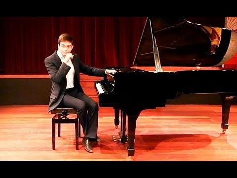 Ariel Lanyi plays Liszt Années de pèlerinage, First Year: Switzerland