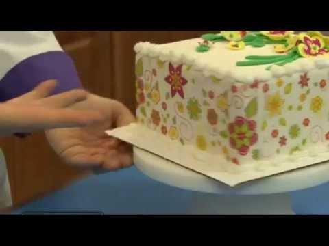 Papel Comestible Para Decorar Tortas