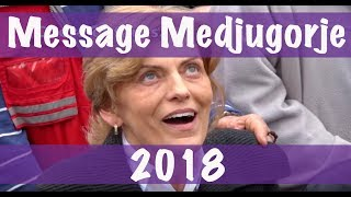 Message Medjugorje 2018 (Mirjana 18 March)