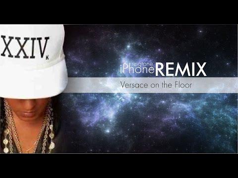 iPhone Ringtone Remix - Versace on the Floor