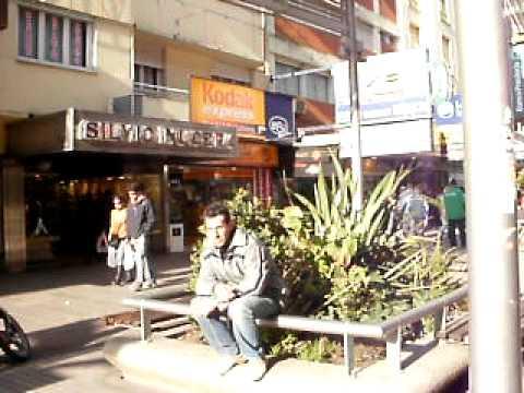 Street Shopping in Mar del Plata