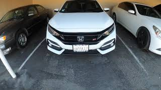 I Freakin Love my 2020 Honda Civic Si!!