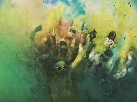 GOPRO // The Color Run