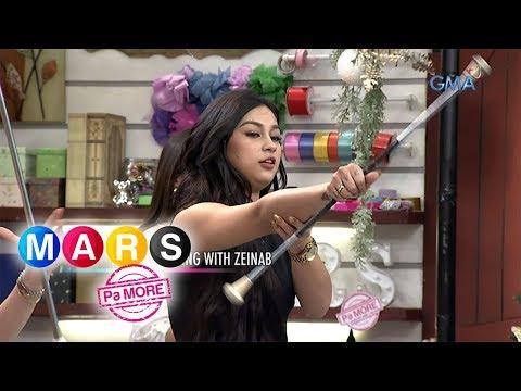 Mars Pa More: Zeinab Harake, ibinida ang kanyang special talent!