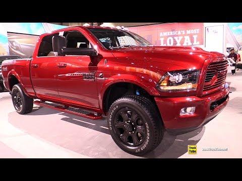 2019 Ram 2500 Laramie - Exterior and Interior - Walkaround  2018 LA Auto Show