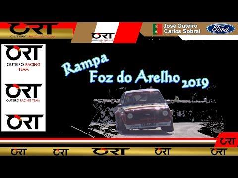 7#José Outeiro#Carlos Sobral#Rampa Foz do Arelho# 2019