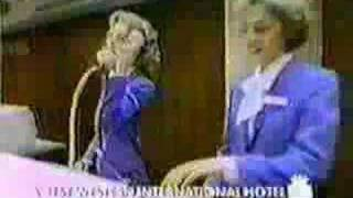 Milford Plaza Commercial Lullaby of Broadway New York City Hotel 80s