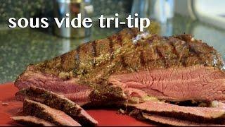Sous Vide Tri-tip | Santa Maria Style Tri-tip Recipe!