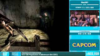 Silent Hill 2 by SanGillespie in 1:02:13 - Summer Games Done Quick 2015 - Part 13
