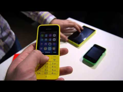 Nokia 220 im Hands On [Deutsch]