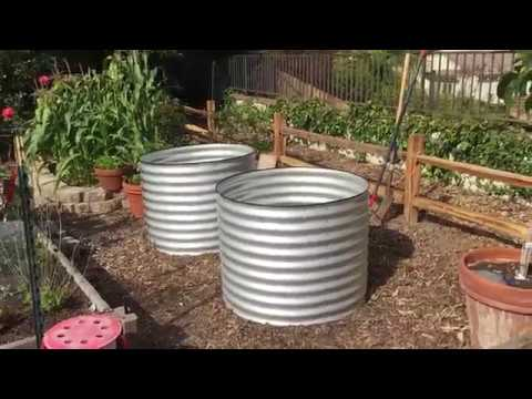 Birdie's Metal Raised Garden Beds - Product Un-boxing and Assembly