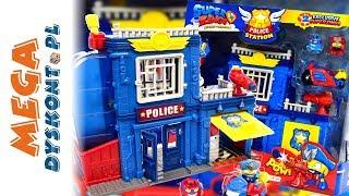 SUPER ZINGS seria 3 ⚡ ZESTAW POLICJA  MegaDyskont