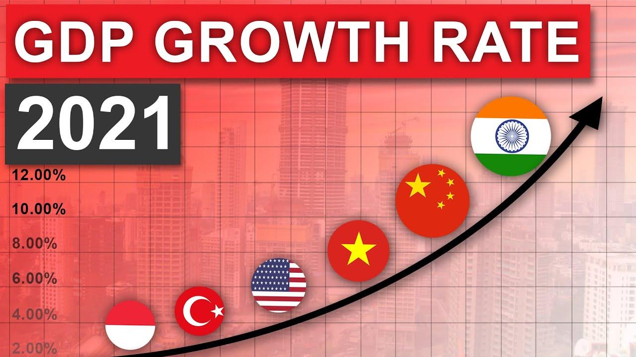 Top 20 Fastest Growing Economies 2021 (Updated)