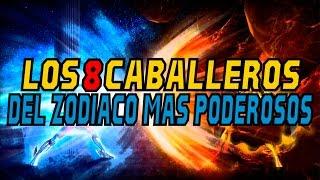 TOP: Los 8 Caballeros Del Zodiaco Más Poderosos